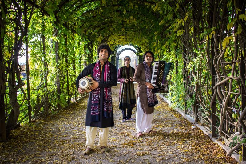 The Rajasthani Sufi & Folk 'n' Roll Brothers