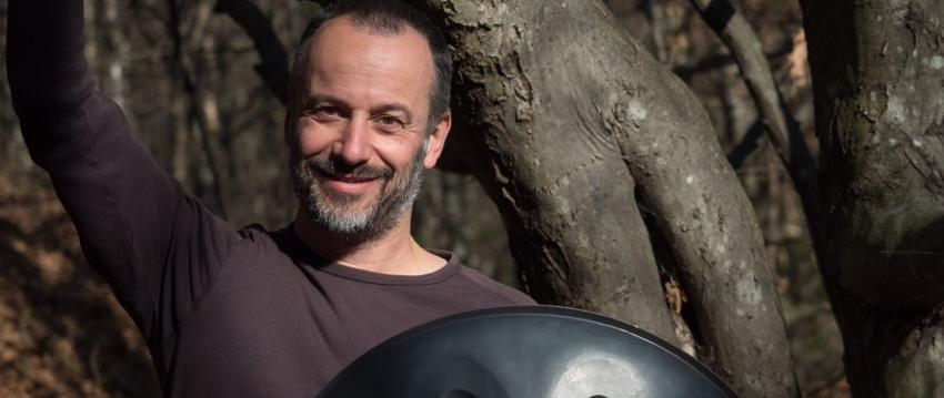 Handpan Workshop mit Peter Gabis